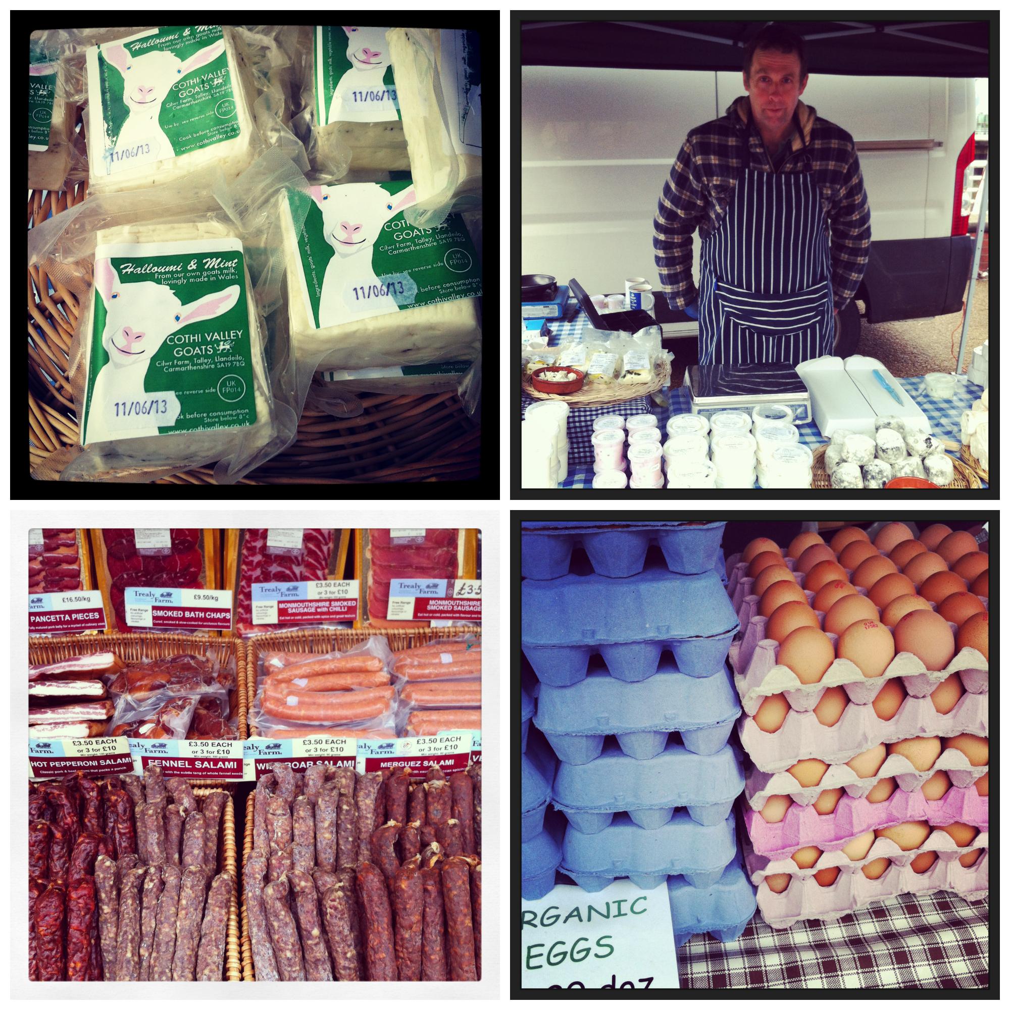 Farmers Market all