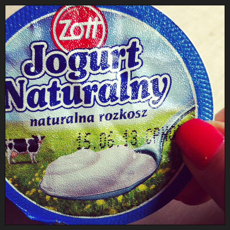 Natural yog Poland
