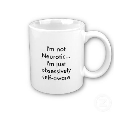 Neurotic mug