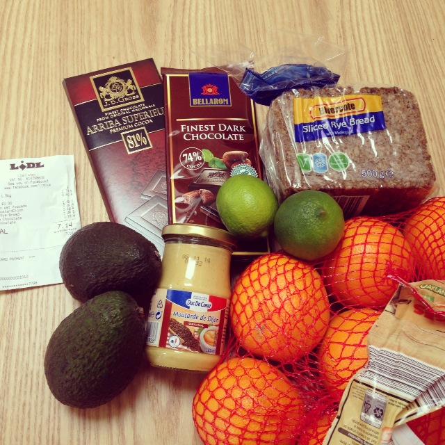 Clean eating on a budget - fall in love with Lidl