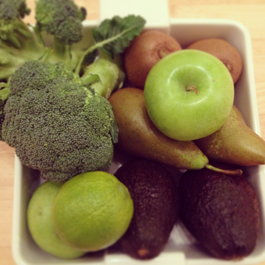 Some of the ingredients of the detox of all detoxes