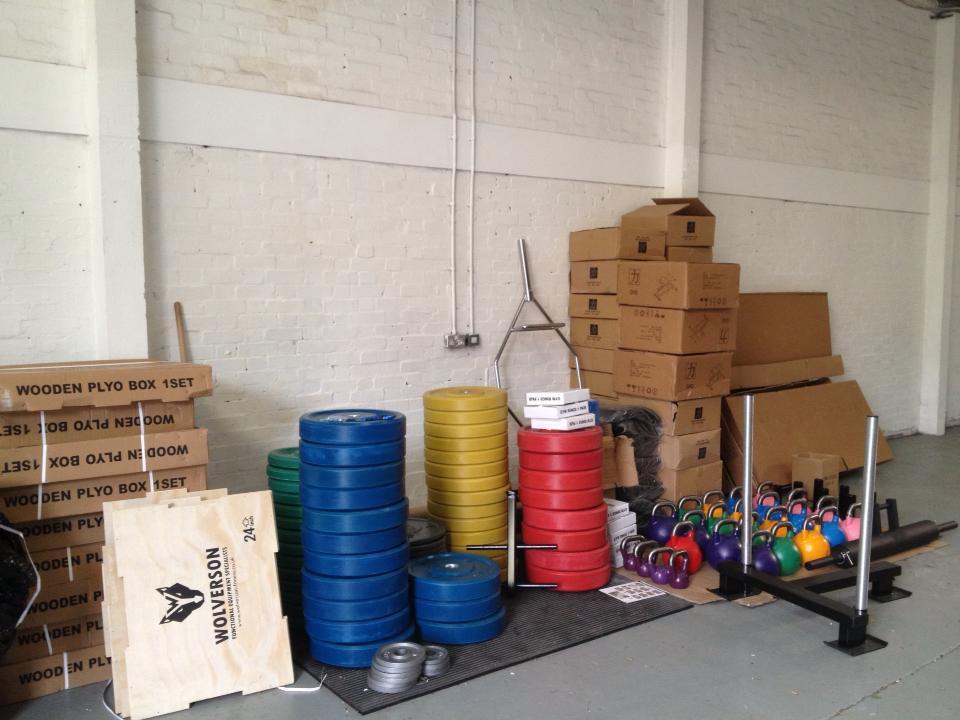 CF Hackney toys